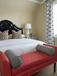 zebra print bedroom