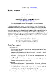 Resume Online Application Cover Letter Resume Via Email Ceo En