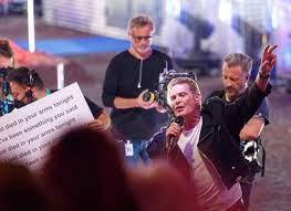 """Promi Big Brother"""" mit David Hasselhoff ..."""