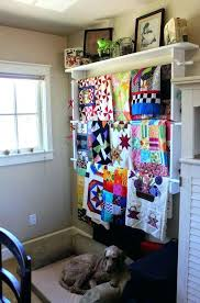 how to hang a blanket quilts how to display a quilt on the wall hanging quilts