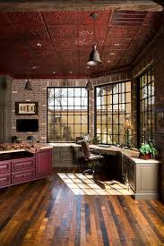 rustic office design. Rustic Office Design N