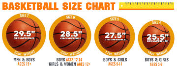 What Size Basketball Should A Player Use Anthem Sports