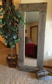 pallet furniture etsy. rustic wood full length mirror pallet furniture standing wall hanging home decor reclaimed etsy r
