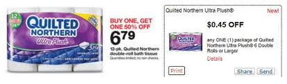 B1G1 50% Off Quilted Northern + New Coupon Stack Deal at Target ... & quilted northern target Adamdwight.com