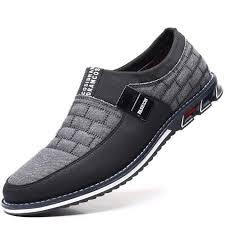 COSIDRAM <b>Men Casual</b> Loafers Shoes Sneakers <b>Fashion</b> Comfort ...