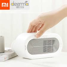<b>New</b> Xiaomi <b>Deerma 250w Electric</b> Mini Fan Heater Desktop Home ...