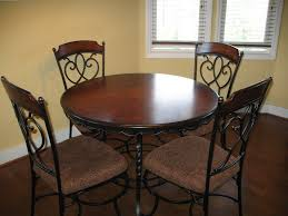 wooden dining table and chairs gumtree tables
