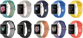 Bán đồng hồ thông minh Apple Watch 2015, Series 1 và Series 2
