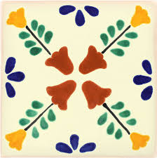 handcrafted mexican tile