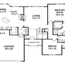 1400 square foot home plans 1500 square foot house plans