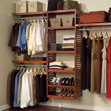wall clothes closet organizer