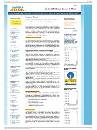 Bankers Adda Insurance Sector Insurance Companies