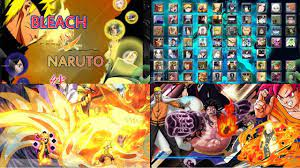 NEW UPDATE! Bleach VS Naruto MUGEN MOD 65 CHARACTERS ANDROID {500MB DOWN...    Naruto mugen, Naruto, Naruto games