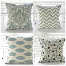 Etsy Throw Pillows Clearance Pillow Cover Pillow Decorative Pillow Blue Pillows