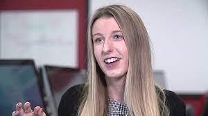 Jodie Bird, English Language alumni - YouTube