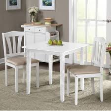 Small Picture White Kitchen Dining Room Sets Youll Love Wayfair