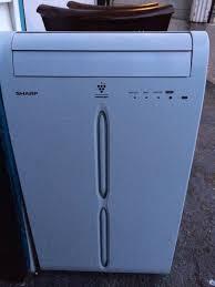 sharp 10000 btu portable air conditioner. sharp cv-p10nc 10000 btu portable air conditioner ac sharp btu