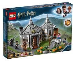 <b>Конструктор LEGO Harry</b> Potter 75947 Хижина Хагрида: спасение ...