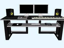 home studio desk design