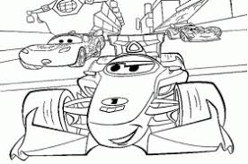 Small Picture 8 Pics Of Francesco From Cars Coloring Pages Francesco Bernoulli