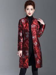 ybqb 16220a chinese inspired wine red fl winter