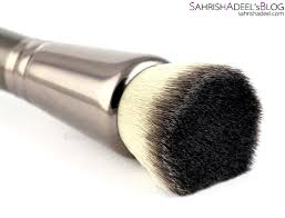 makeup geek brushes new design review foundation stippling