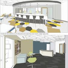 Office design sf Uber Margulies Perruzzi Architects To Design 48000 Sf Of New Office Space For Best Doctors Inc Designboom Margulies Perruzzi Architects To Design 48000 Sf Of New Office