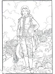 Fresh Mona Lisa Coloring Page For Coloring Pages For Adults Only