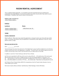 sample room rental agreement resumesgood sample room rental agreement room rental agreement template
