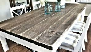 medium size of grey rustic wood dining table la phillippe reclaimed round vintage exciting plans furniture