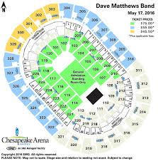 Dave Matthews Band Chesapeake Energy Arena