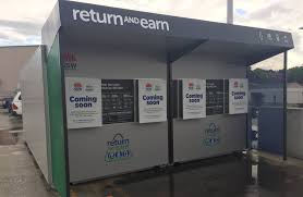 Reverse Vending Machines Unique Recycling Is About To Be Easier With A Reverse Vending Machine