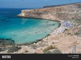 View Lampedusa Island Image Photo Free Trial Bigstock