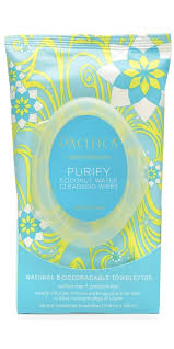 Buy Pacifica <b>Purify</b> Coconut Water <b>Cleansing Wipes</b> at Well.ca | Free ...