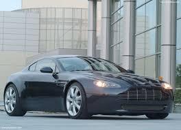 2003 Aston Martin Amv8 Concept Car Dailyrevs