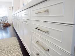 7 elegant modern kitchen cabinet handles