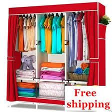 wardrobe storage closet free simple cloth wardrobe folding wardrobe assembled portable wardrobe storage cabinet wardrobe