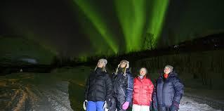 Northern Lights Camping And Caravan Park Northern Lights In Narvik Visit Narvik
