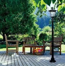 diy light post cool ideas backyard light post outdoor lights com 6 led cast aluminum diy light post