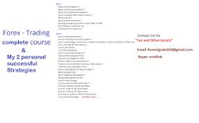 02 04 Investing Basics Chart Answers Forex Certification Course Foreign Exchange Trading Course