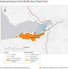 Izmir Climate Chart Better Transport Should Mean Better Access Assessing