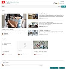 Sharepoint Website Examples What Is A Sharepoint Team Site Office Support