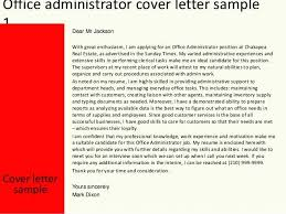cover letter school administrator logistics administrator cover letter sample cover letter for office