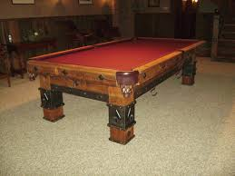 Dining Room Pool Table Combo Simple Design Clean Pool Dining Table Oak Dining Room Table Tops