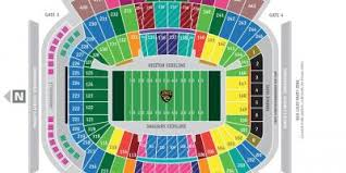 Everbank Field Seating Chart Everbank Field Seating Map Everbank Field Stadium Map