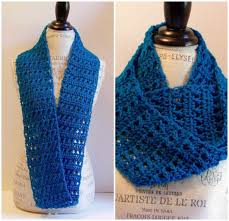 Crochet Patterns For Scarves Interesting Simple And Stylish Scarfs Cottageartcreations