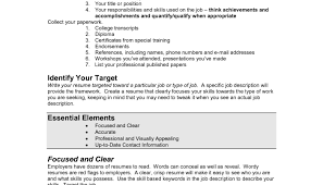 Resume Sample For Resume For Job Create Cv For Job With Photo