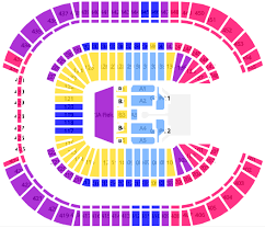 Tiaa Bank Field Seating Chart With Rows And Seat Numbers The Rolling Stones No Filter Tour Seating Chart Tickpick