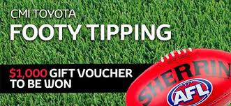Footy Tipping Cmi Toyota