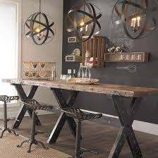 industrial contemporary lighting. Decorations Deck Wrought Iron Table Contemporary Lighting Dining Room Office Space Pics Vintage Style Living Furniture Edison Pendant Interior Industrial .